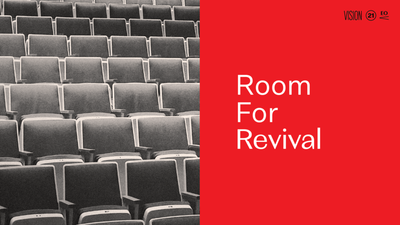 Room For Revival — Part 1