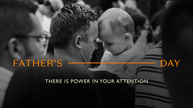 There Is Power In Your Attention